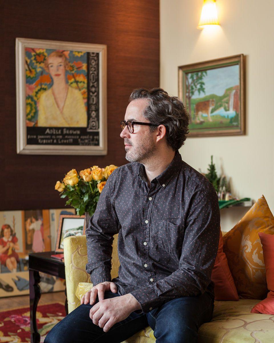 Brady Dollarhide: Artist, Industrial Designer