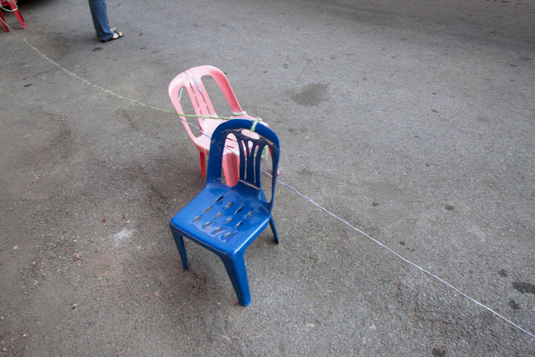 Bangkok Thailand chairs