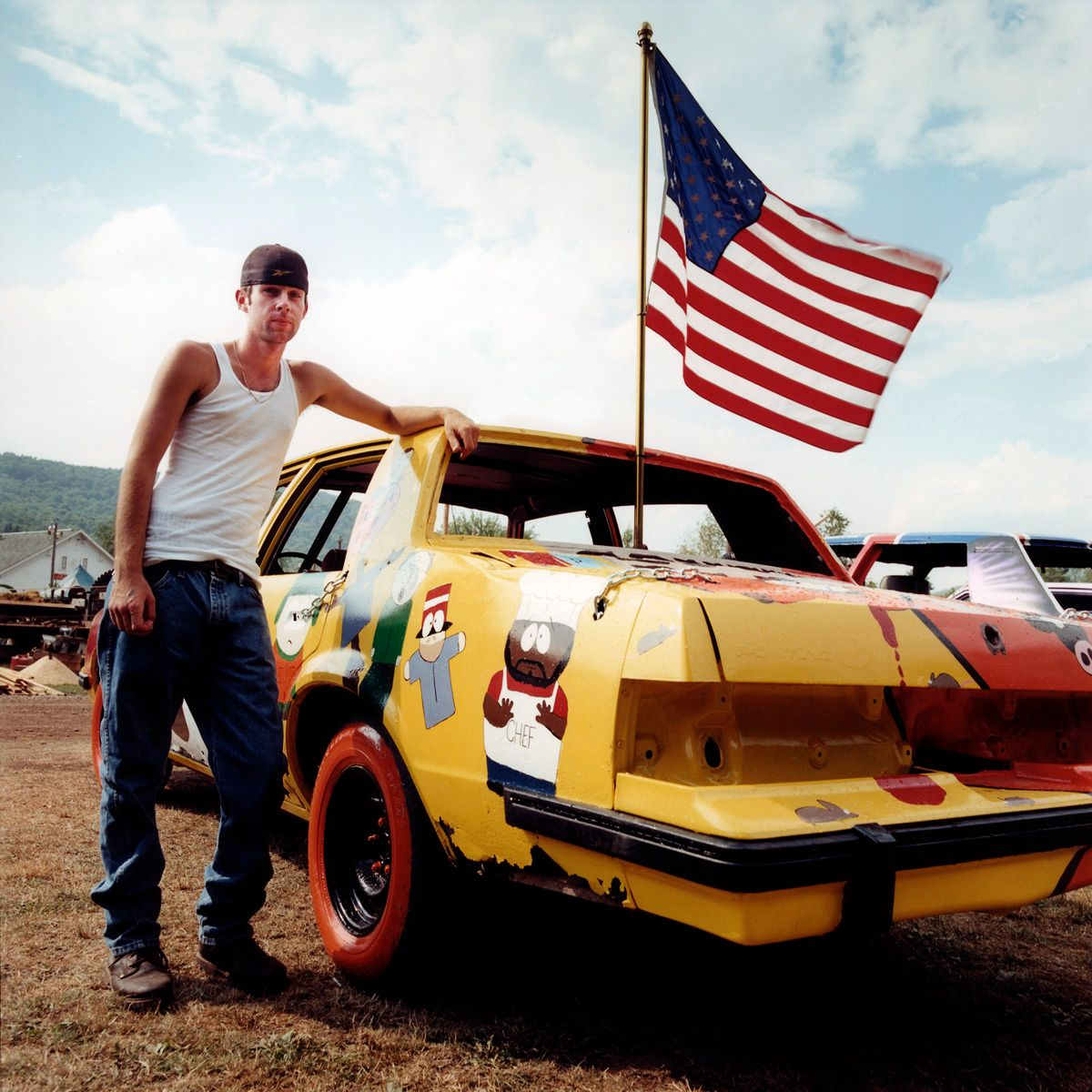 Demo Derby: Patriot