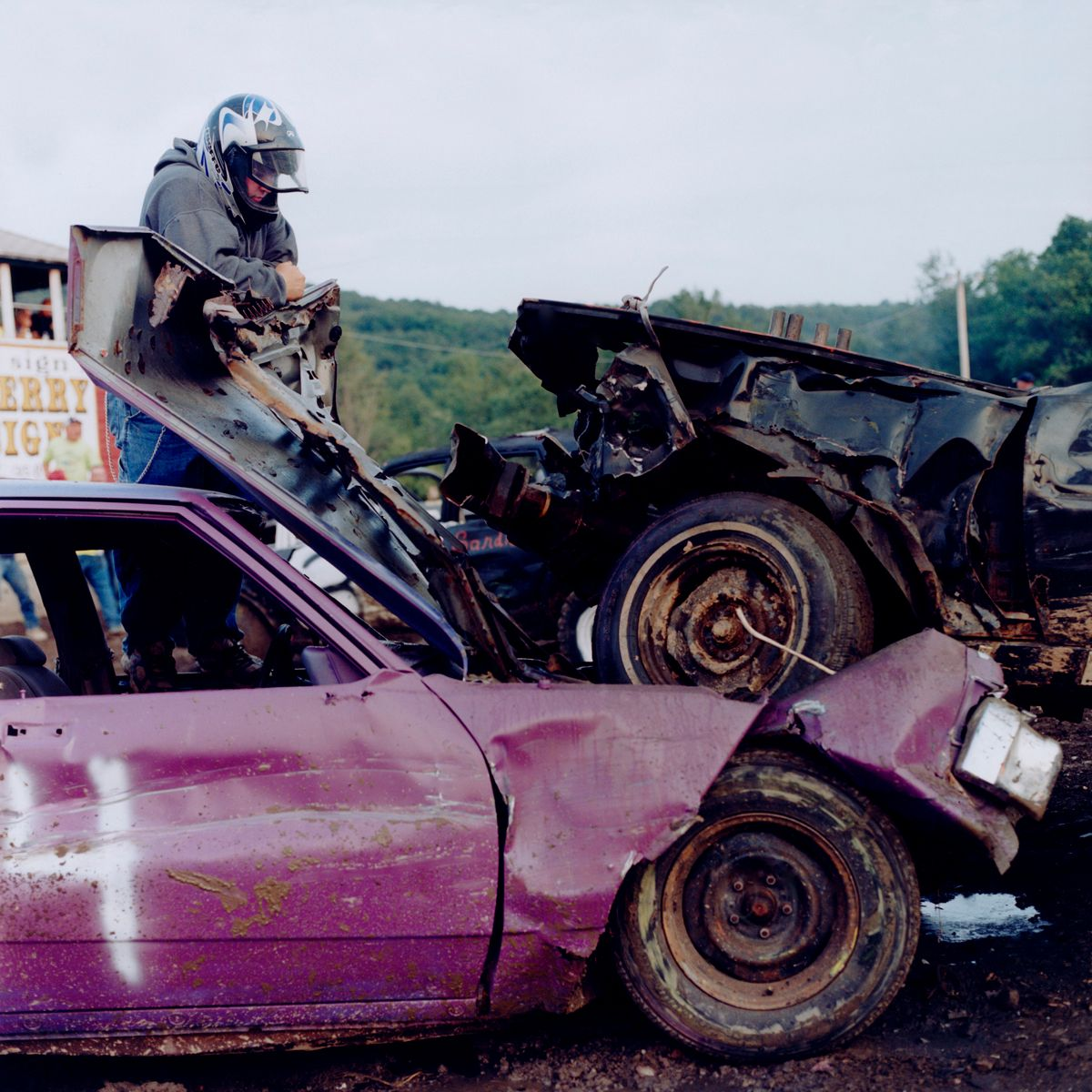 Demo Derby: Lost
