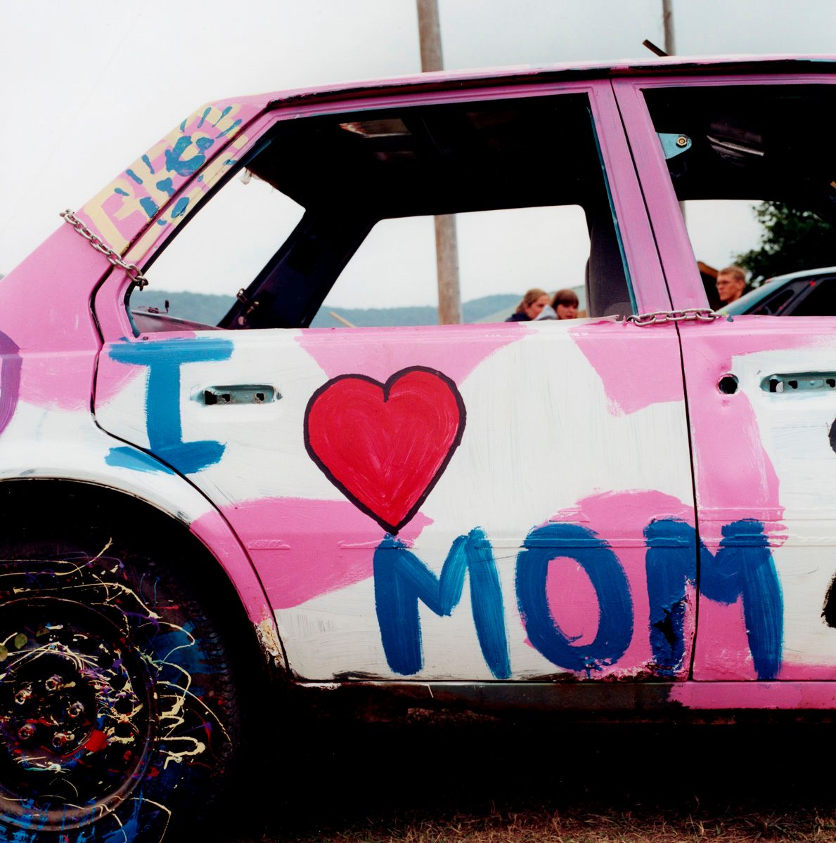 Demo Derby: Mom