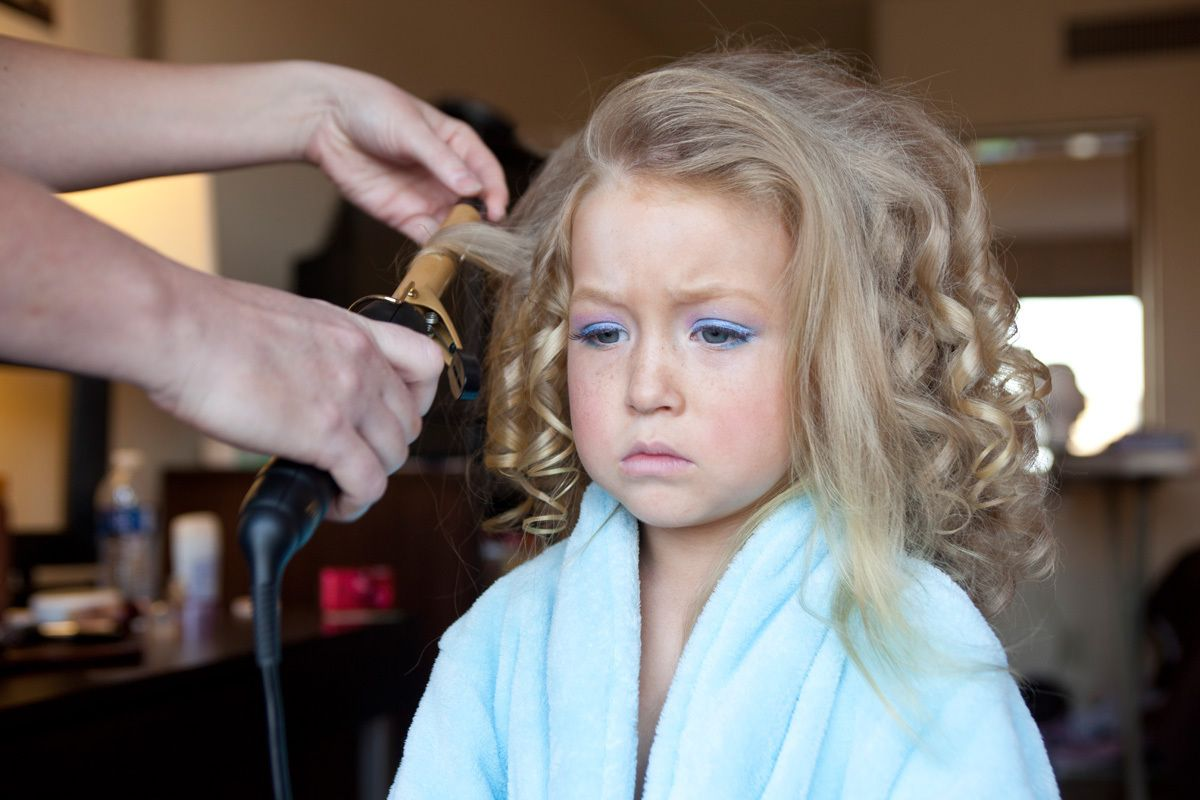 """Client: Good Housekeeping Magazine,""""Toddlers in Tiaras""""Mia Spargo"""