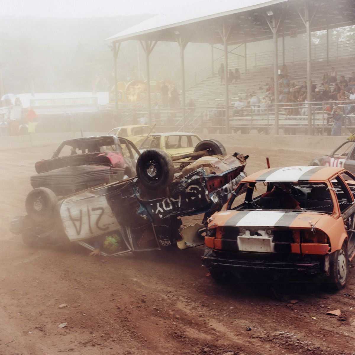 Demo Derby: Checkered Flag