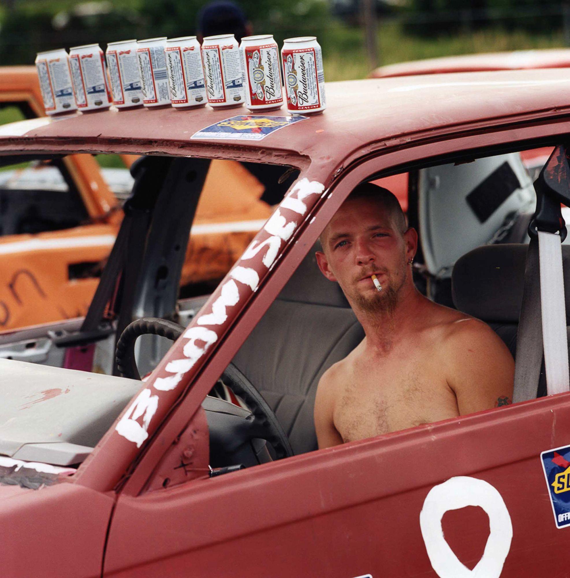 Demo Derby: Bud Car