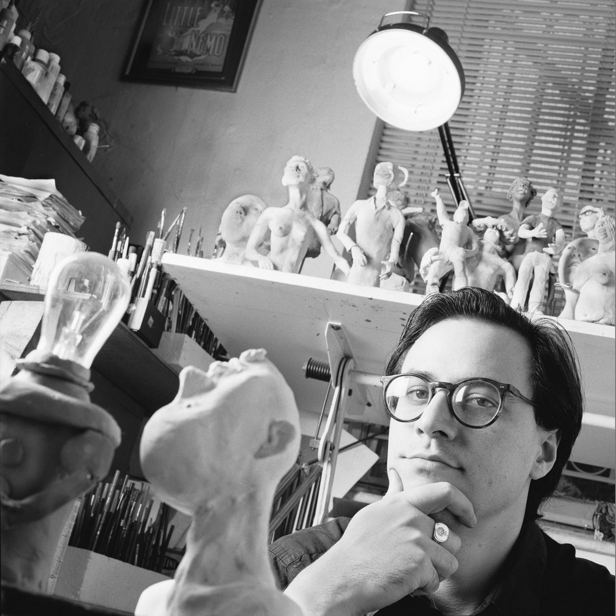 David Chelsea: Graphic Novel Illustrator/Author