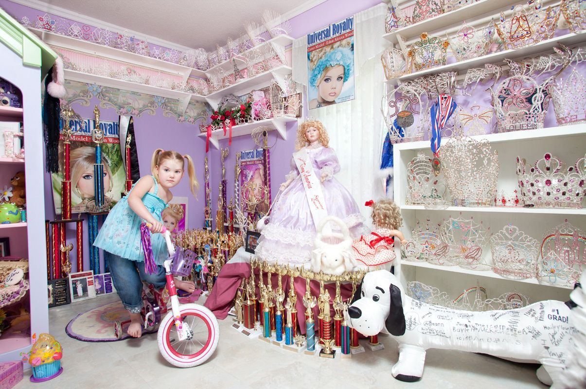 """Client: Good Housekeeping Magazine,""""Toddlers in Tiaras""""Eden Wood"""