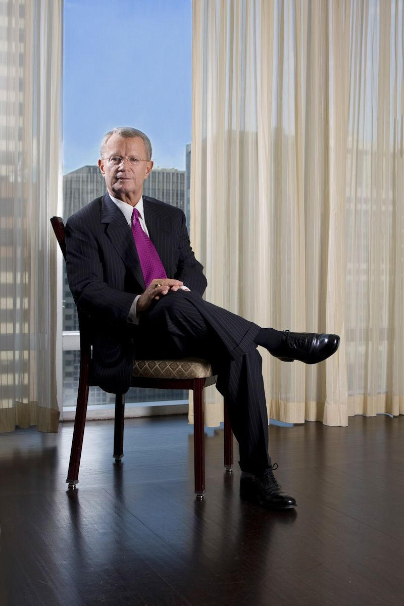 J.  A. Grundhoffer: CEO US Bankcorp