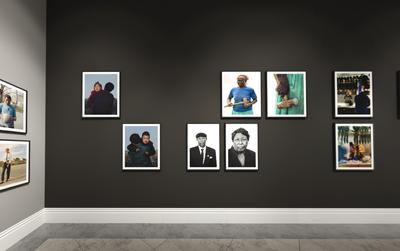 TAYLOR WESSING PHOTOGRAPHIC PORTRAIT PRIZE, NATIONAL PORTRAIT GALLERY, LONDON