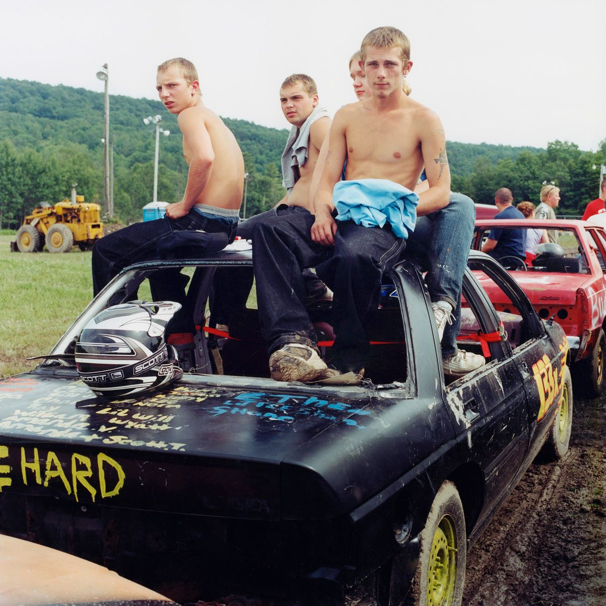 Demo Derby: Hanging Out