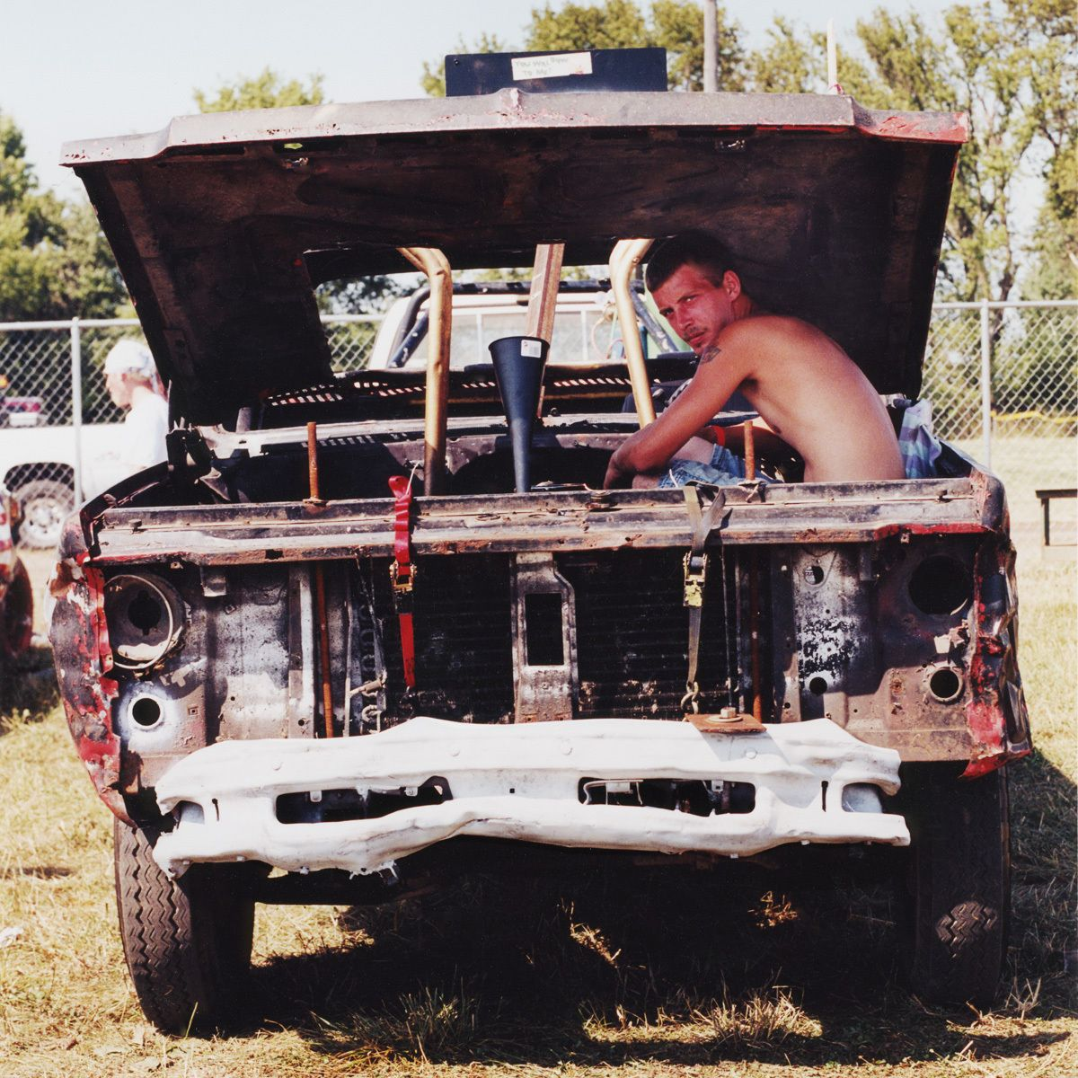 Demo Derby: Fixing