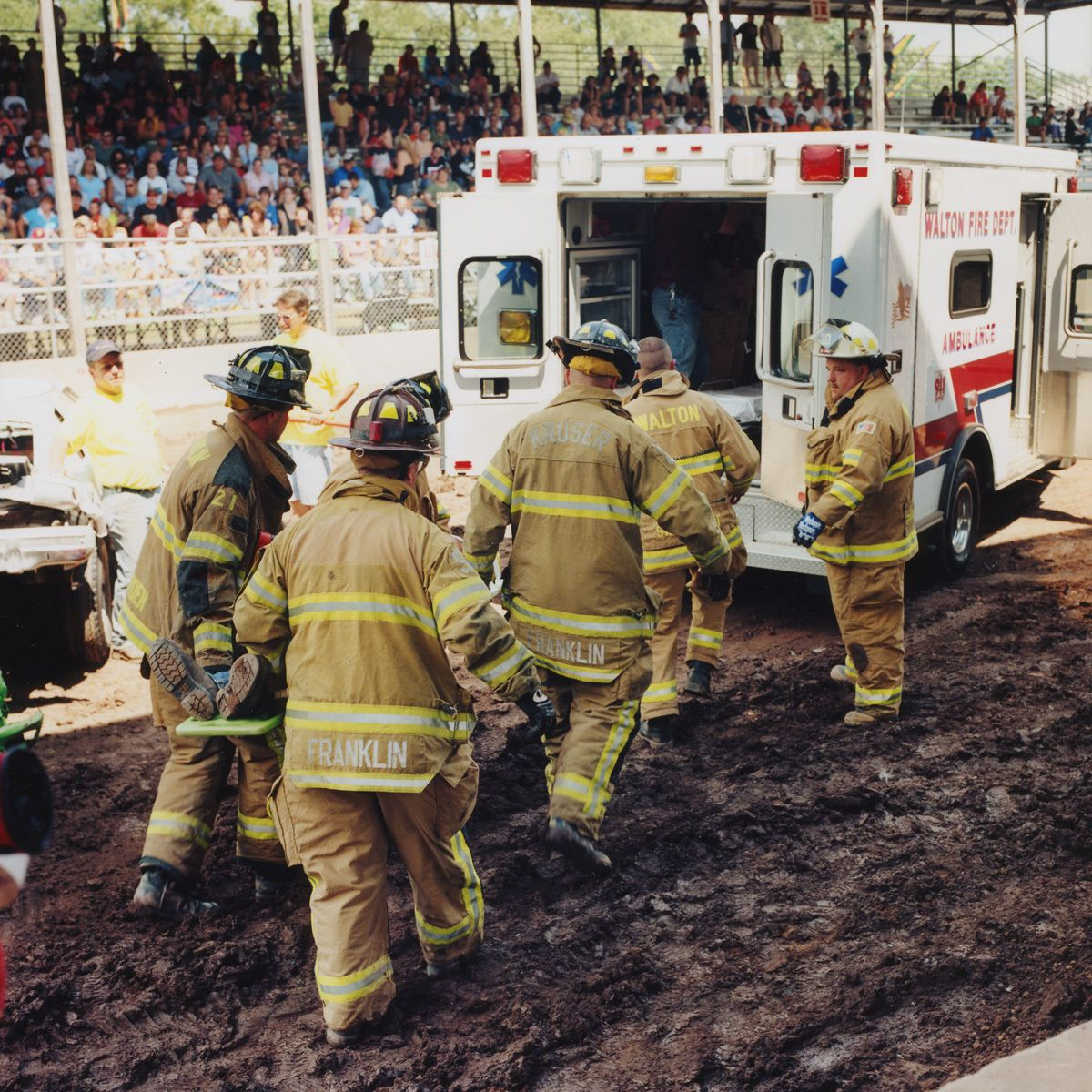 Demo Derby: Medics 2