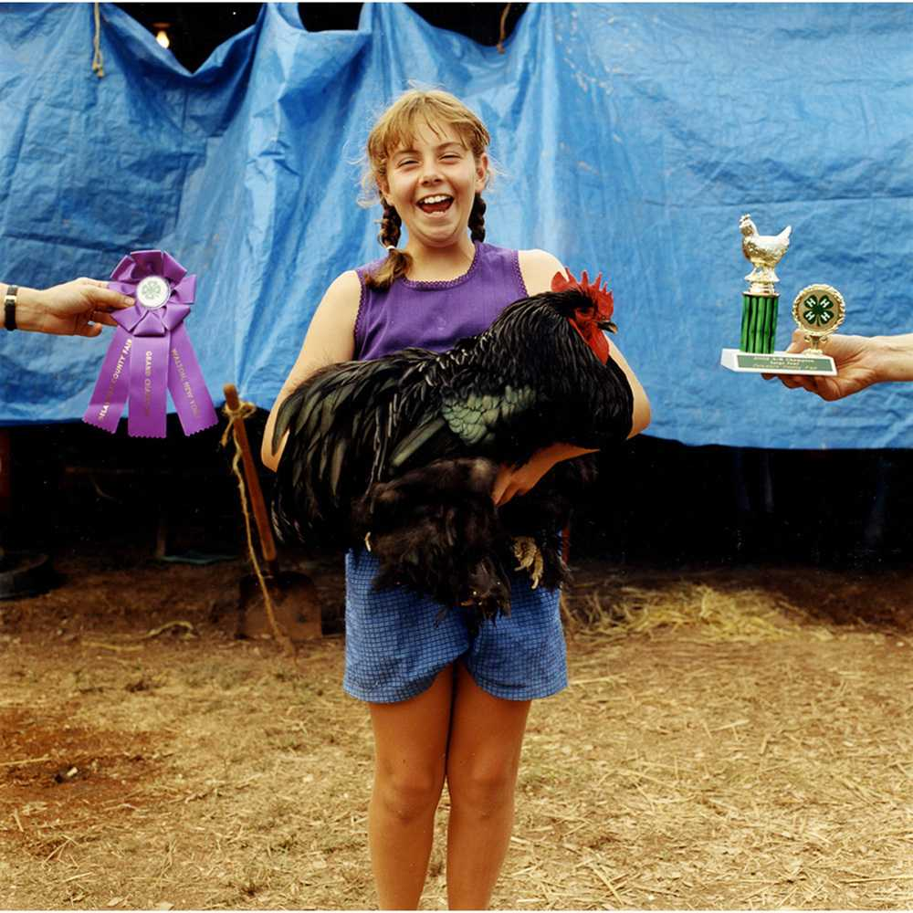"""Finally Won"" Delaware County Fair 2002"