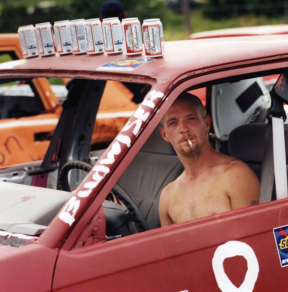 Demolition Derby: Bud Car