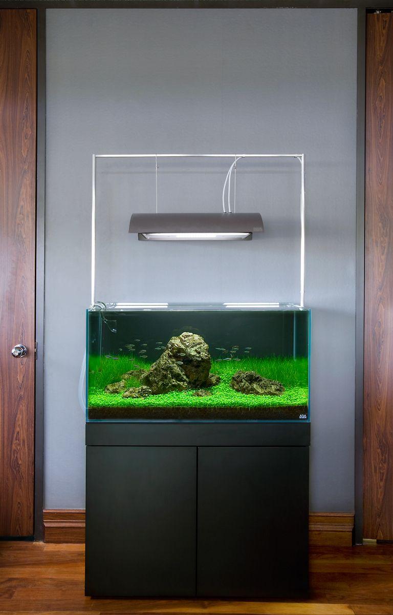 An Aqua Design Amano 90cm System