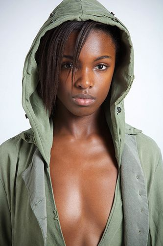 LEOMIE.Casting Day 1, Greg Lauren ShowMercedez Benz Fashion Week NYC
