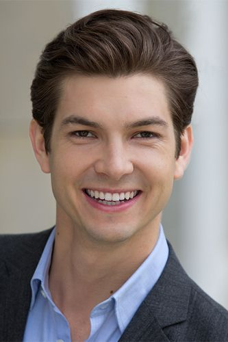 JACOB TROY, actor.