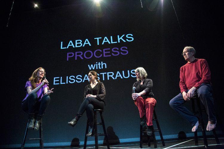 LABA TALKS PROCESSLABA @ 14th St Y