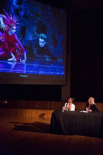 MISTY COPELAND interviewed by Dr. Valerie Steele.Museum@FIT
