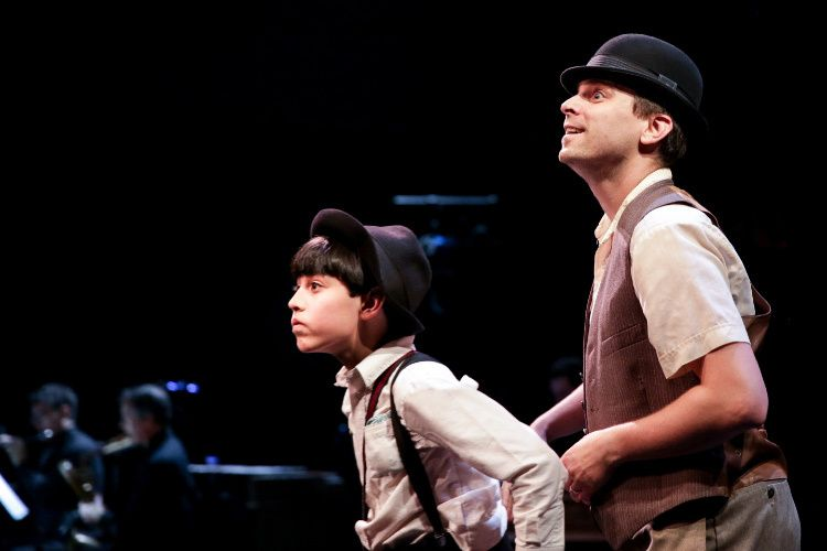 THE VAGABONDS by Andy Teirstein.LABA @ The 14th St YArtistic Director Ronit MuszKabliT