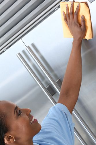 CRYSTAL CLEAN HOUSEKEEPING SERVICES.