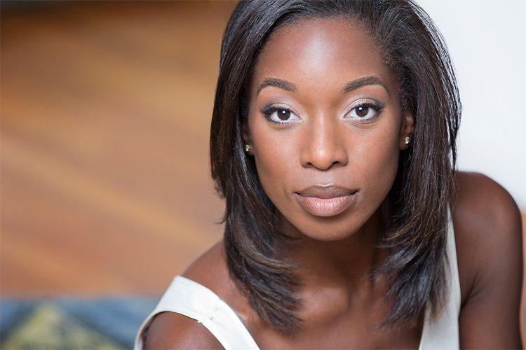 Anica Scott-Garrell, actor, dancer.