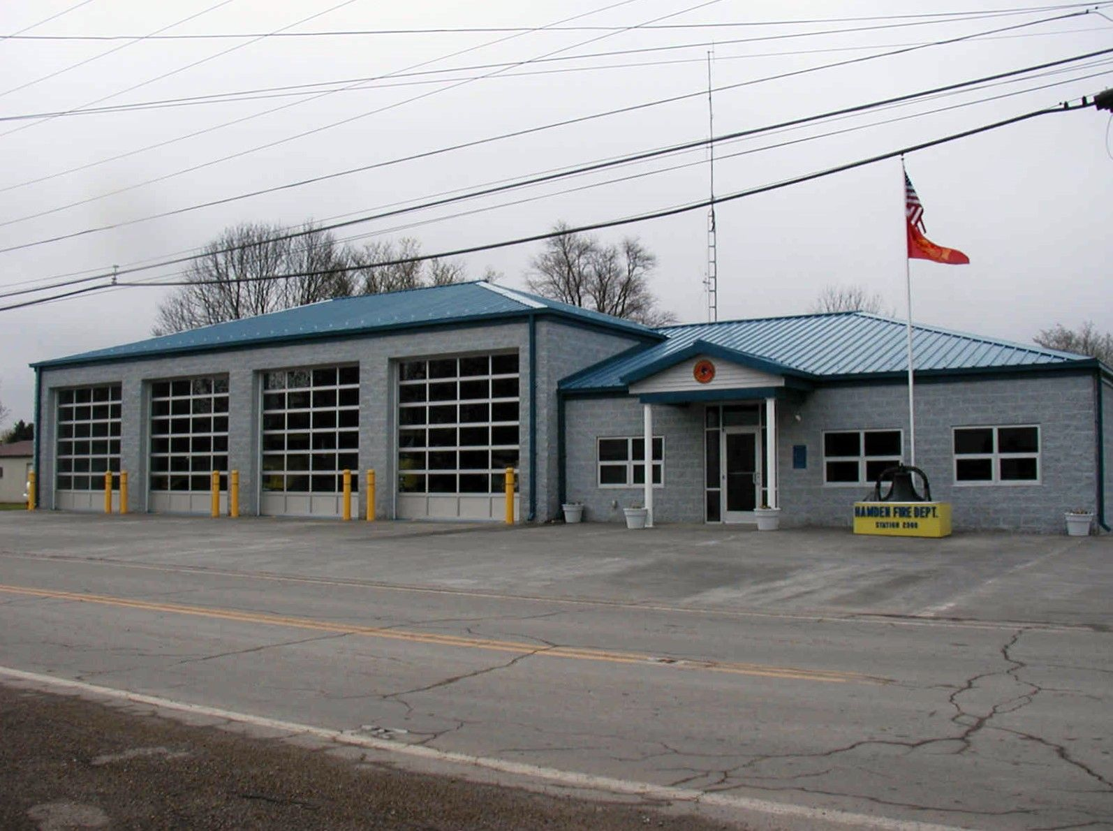 Hamden Fire Station 1 - use this one.JPG