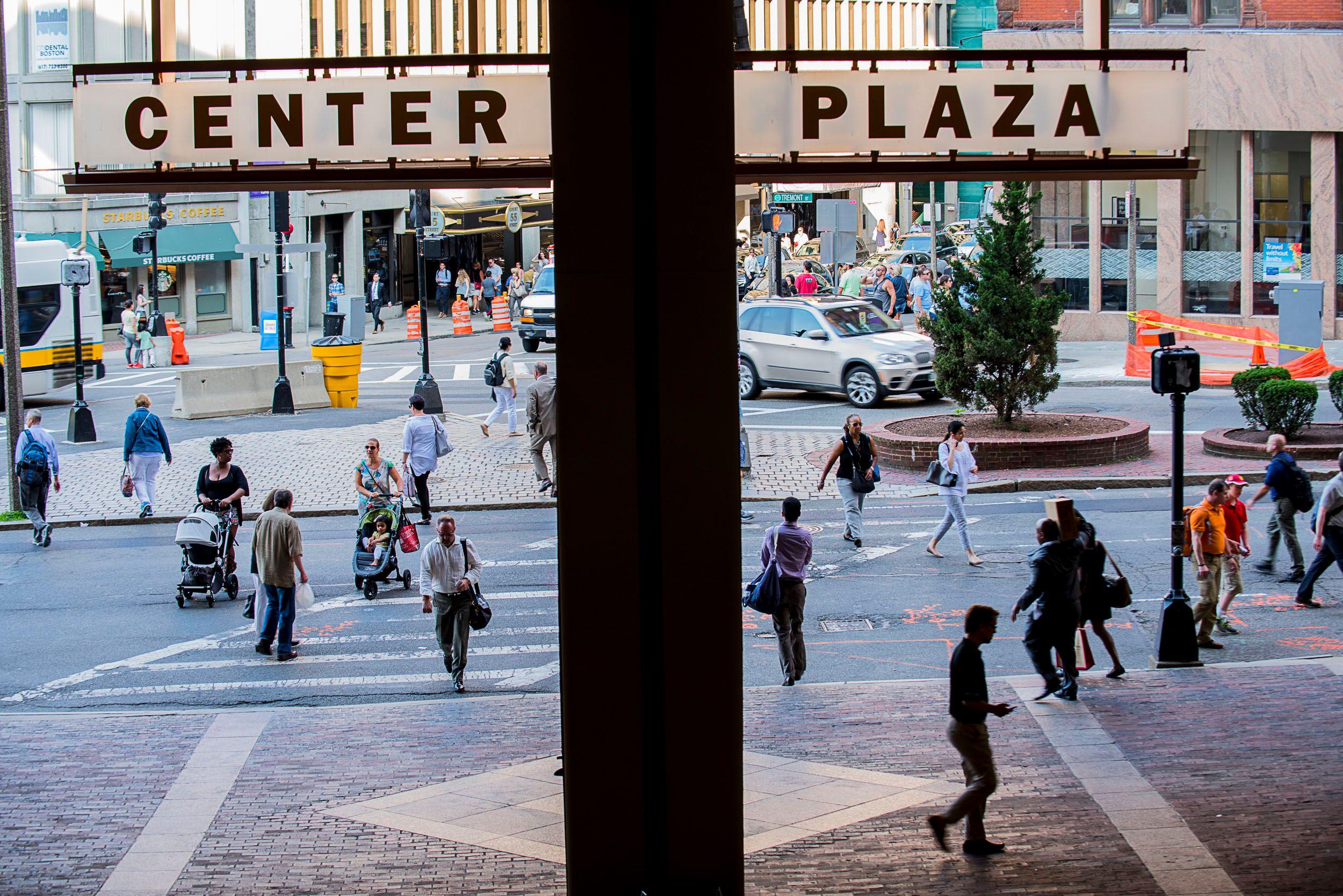 Center Plaza