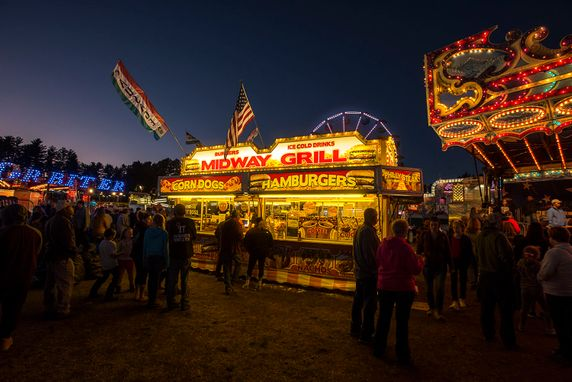 Click to Open: The County Fair