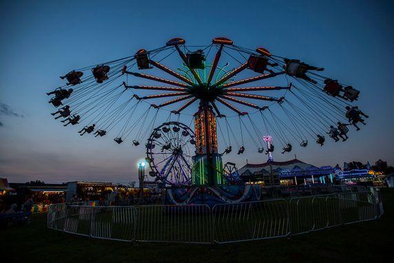 Click to Open: The County Fair