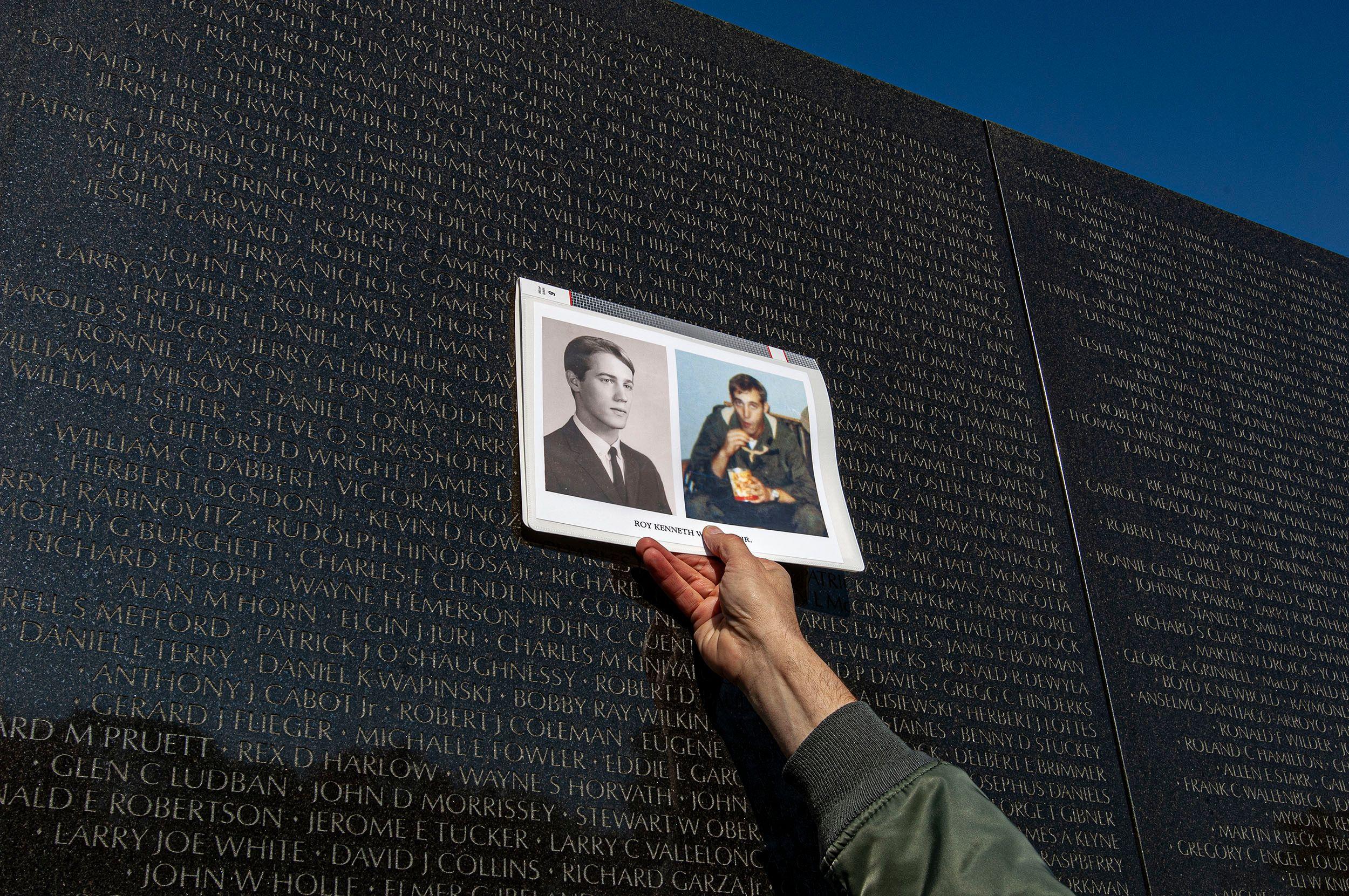 To those who gave the ultimate sacrifice