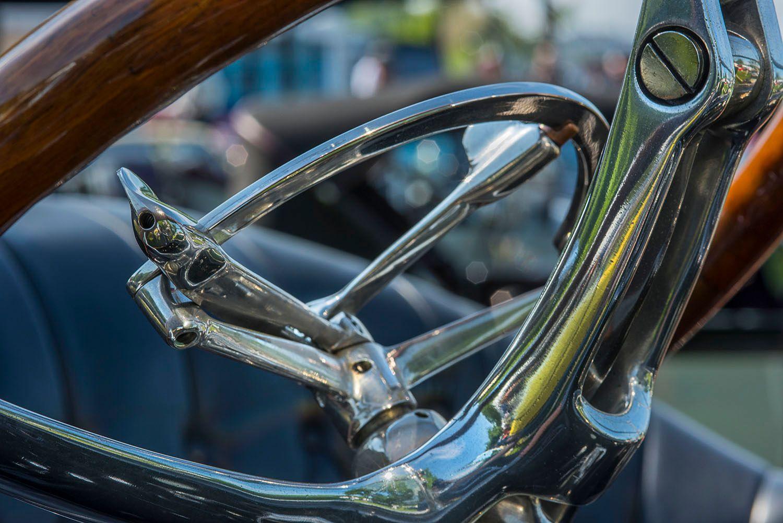 1910 Simplex Automobile.