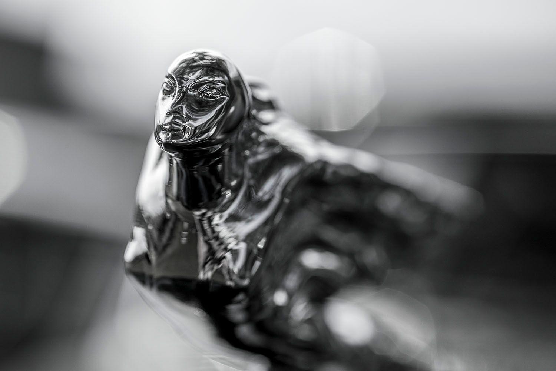 1941 Cadillac Series 60  Hood Ornament