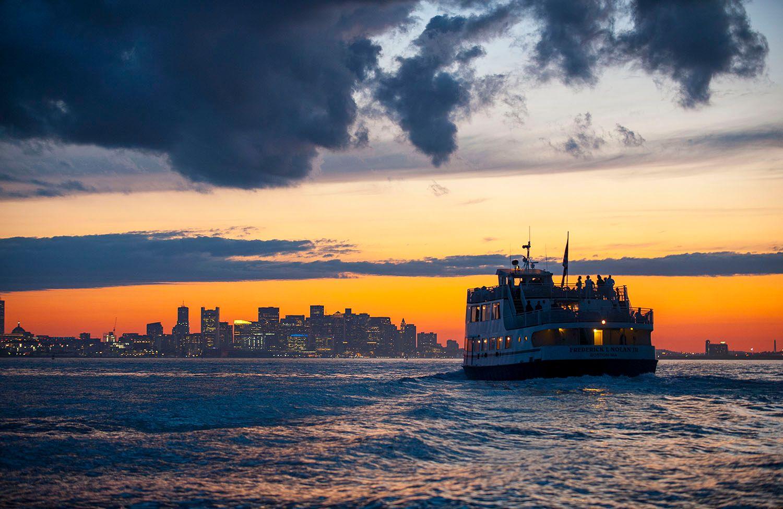 Boston Harbor Ferry