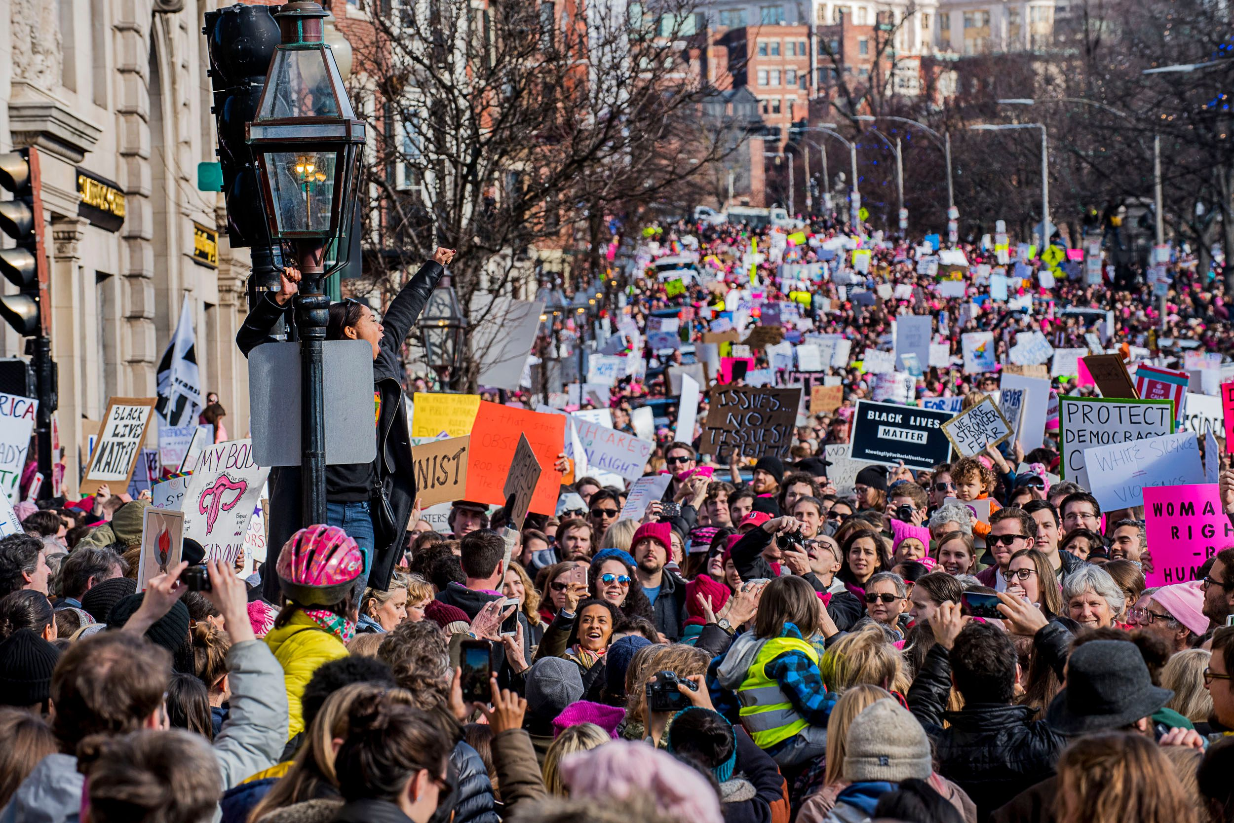 Boston Womens March
