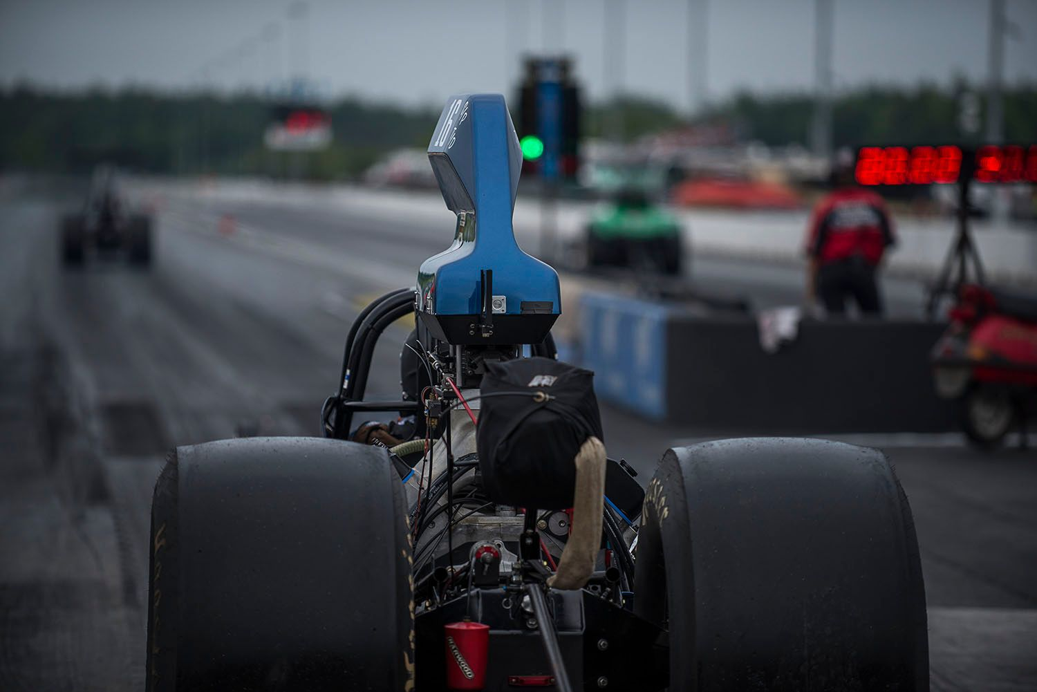 Race Day at the Dragway