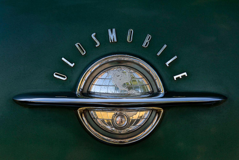 1950's Oldsmobile Logo