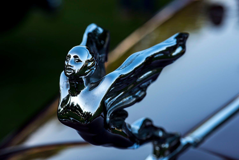 1934 Cadillac Victoria Hood Ornament