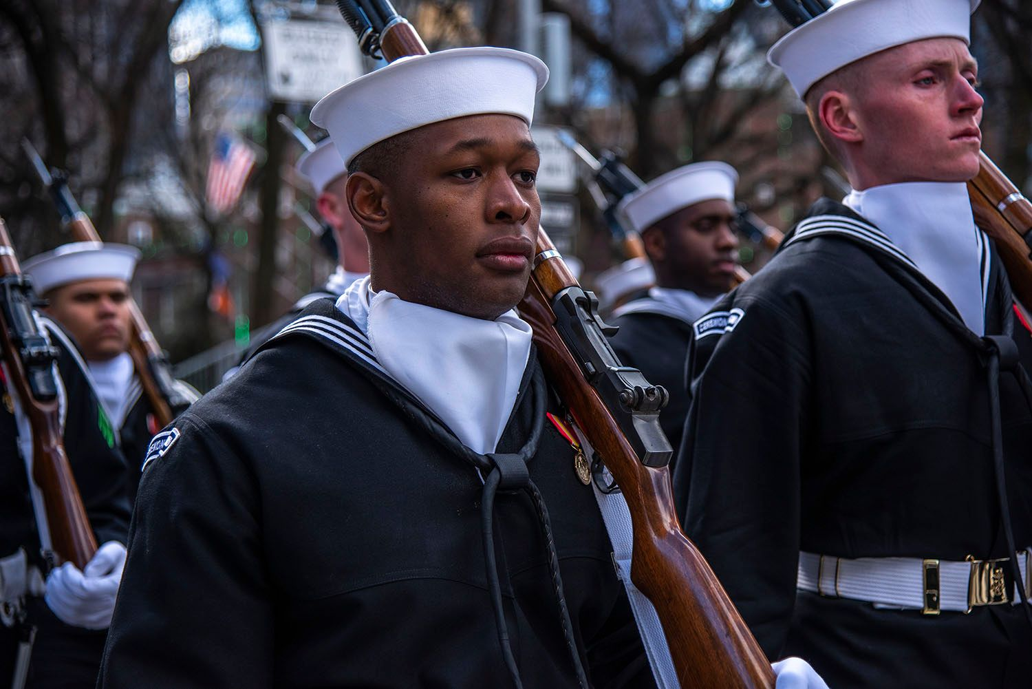Sailors Marching