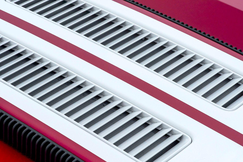 Ford GT  Ventilation Slats