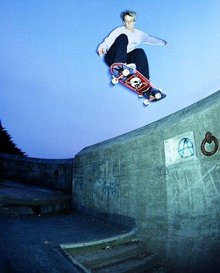 Tony Hawk - 1986