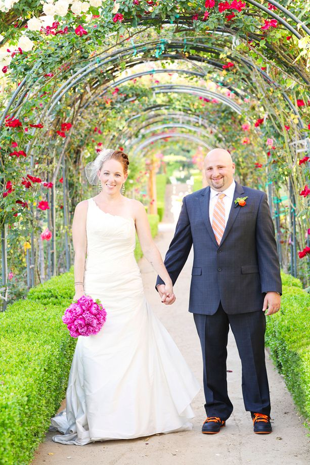Westlake Village Inn Wedding in Los Angeles