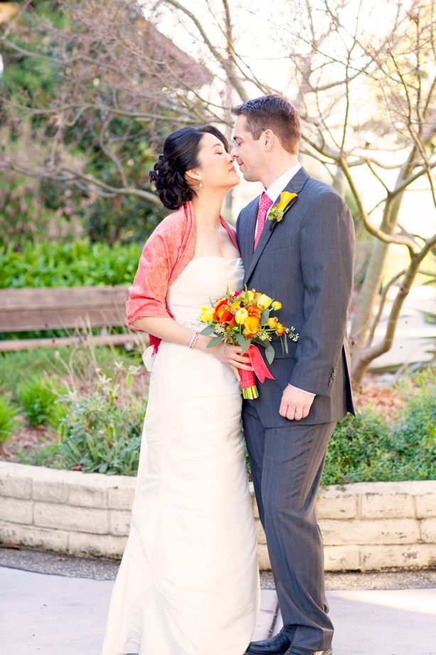 Petaluma Central Market Wedding