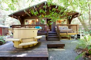Guerneville Cabin