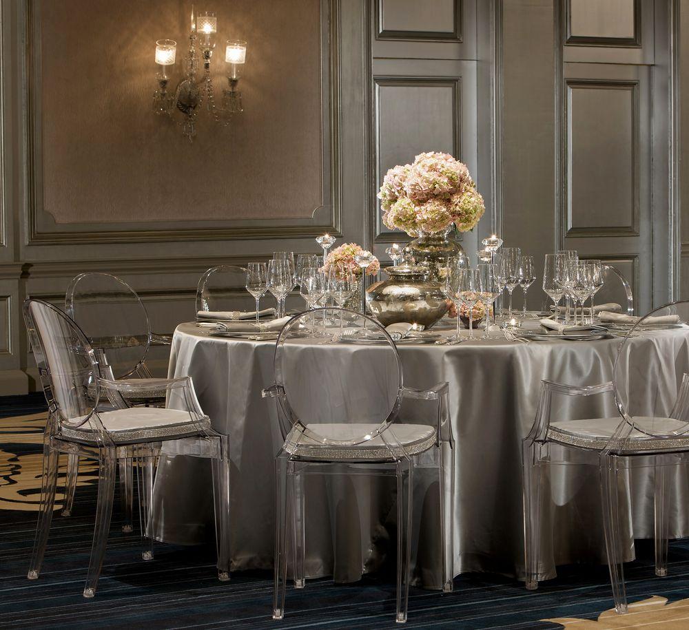 RCAtlanta Table Setting