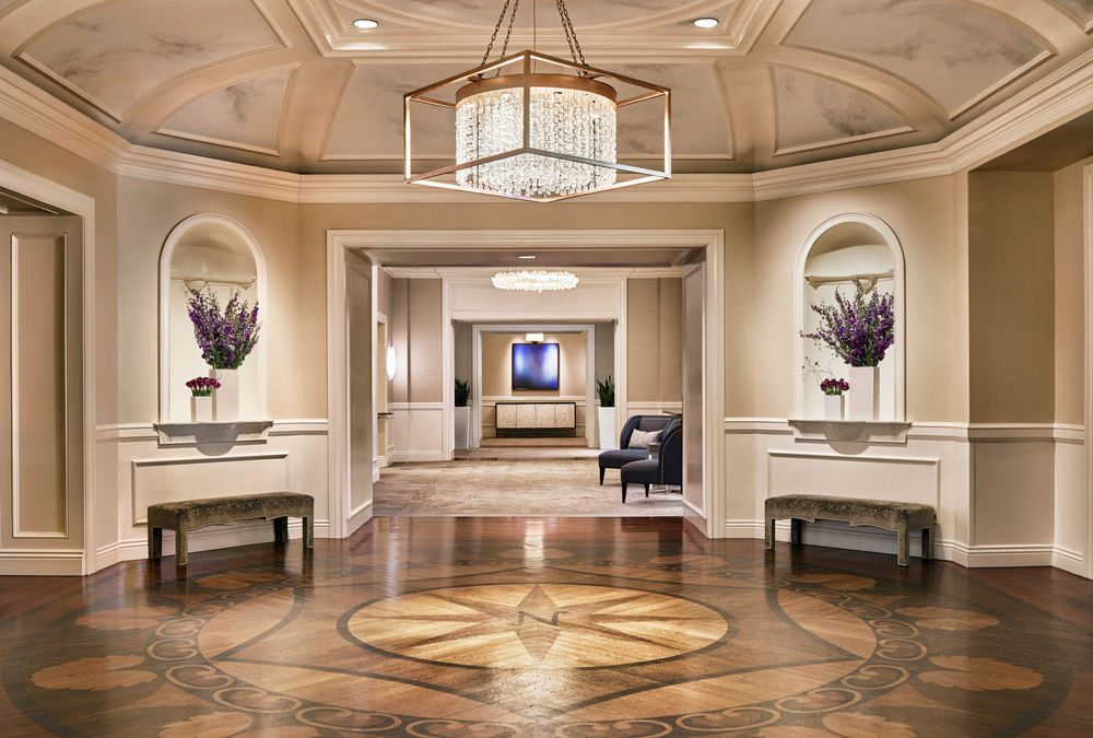 Ritz-Carlton Half Moon Bay Lobby