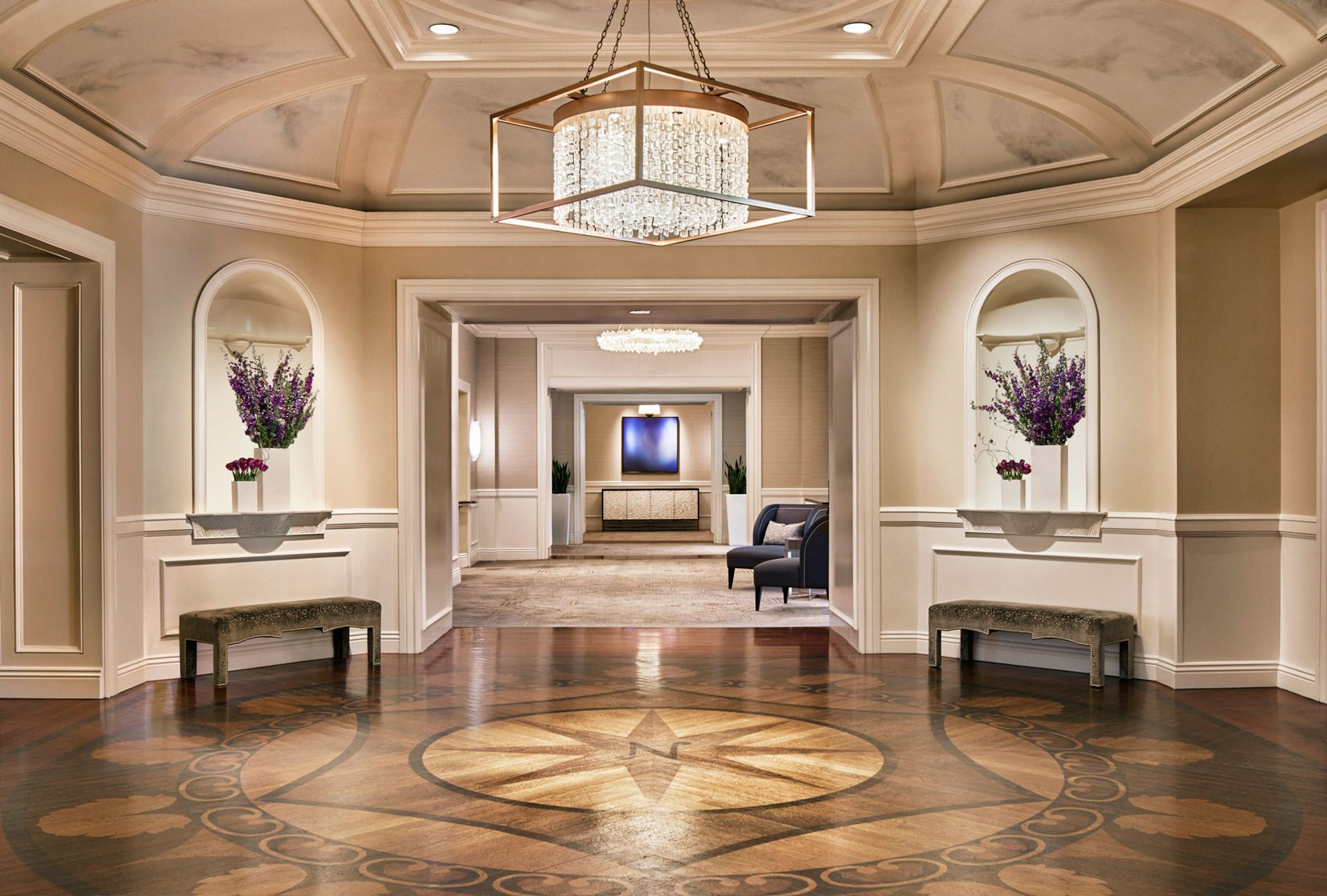 Ritz-Carlton Half Moon Bay Lobby