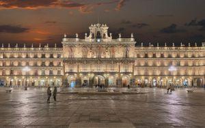 Destination: Salamanca,Spain
