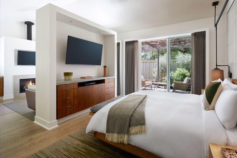 Solage Silverado Suite Bedroom