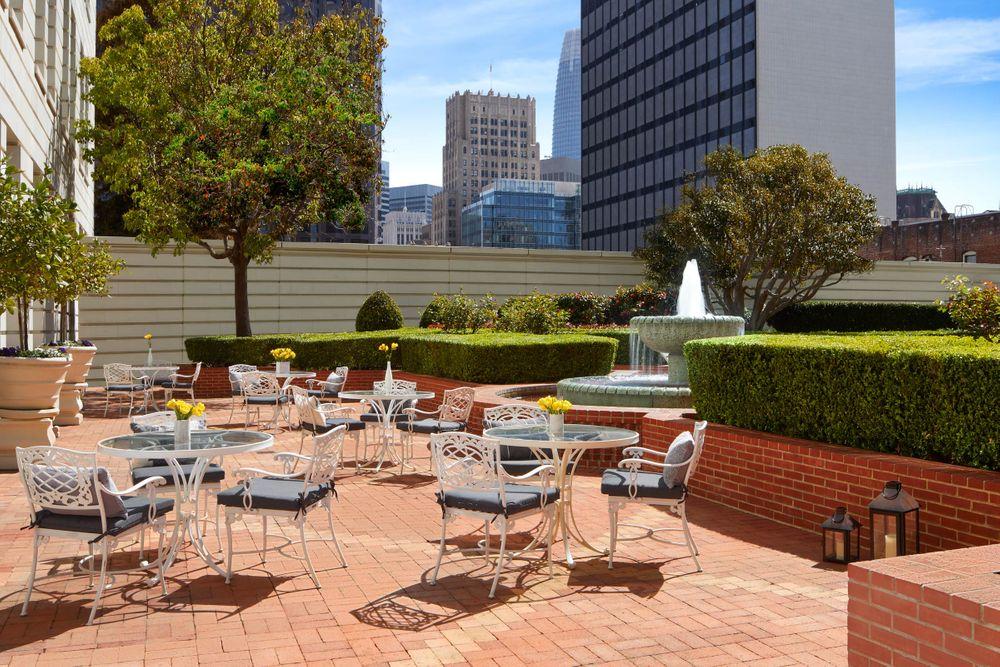 RCSF Courtyard Patio