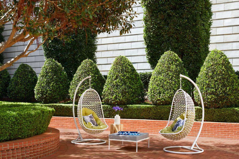 RCSF Terrace Courtyard Seating